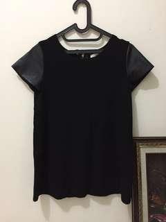 Black Zara Knit