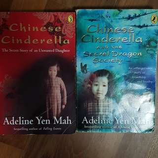 Chinese Cinderella (a set of 2)