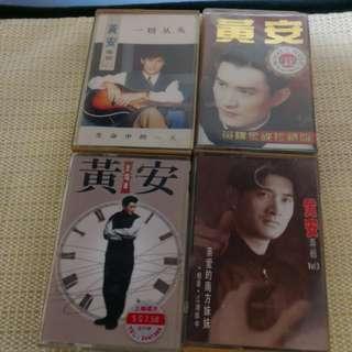 4 cassette 黄安