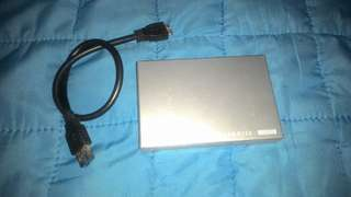 HDD External 1TB from Japan