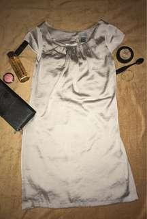 H&M ladies silk dress