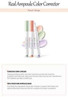 🚚 Real Ampoule Color Corrector
