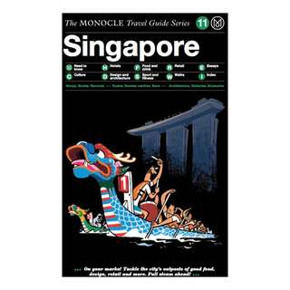 The Monocle travel guide to Singapore