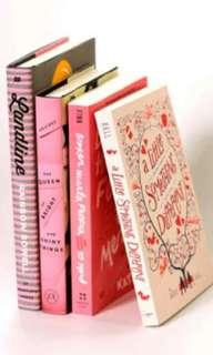 Books Grab bag!! ♡♡♡