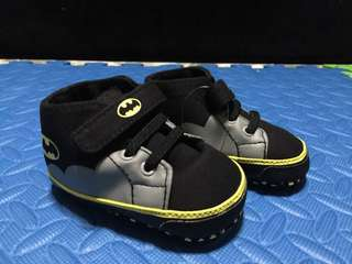 Batman Baby Boy Shoes