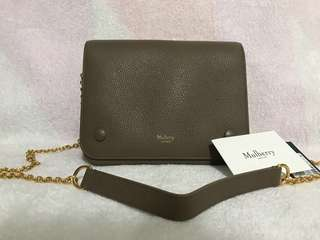 Mulberry 全新 Clifton bag