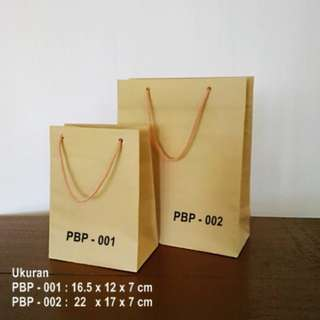 Paper Bag Polos Semarang