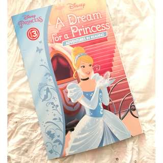 Disney A Dream For a Princess Level 3 Disney Learning