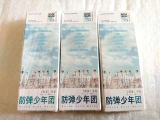BTS bookmark