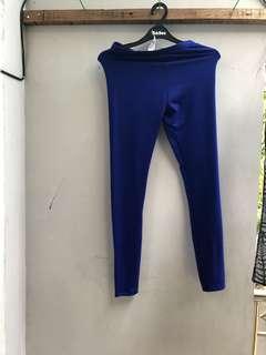 Legging forever 21 biru