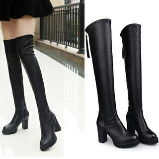 High Boots Fashion 12CM-SHBA9