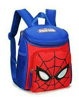 6 Designs Cartoon Kids Backpack