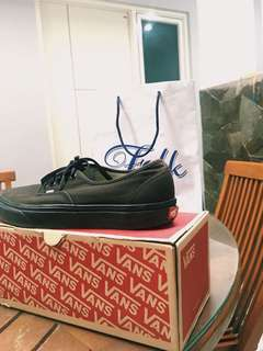 Vans Authentic Original All Black