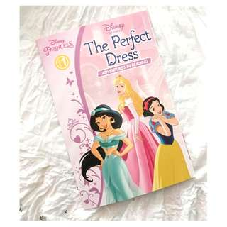Disney Learning The Perfect Dress Level 1 Book Beauty And The Beast