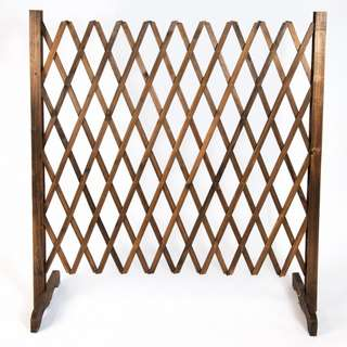 Foldable Lattice Wooden Fence **RENTAL** Wedding / Events Props & Deco