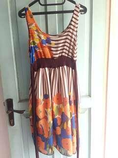 Evening Flower Dress