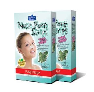 Purederm Tea Tree Nose Strip