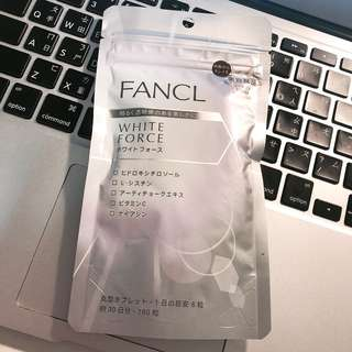 🚚 Fancl 芳珂 美白錠(全新 日本購入)
