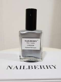 NAILBERRY Breathable Nail Polish London💅