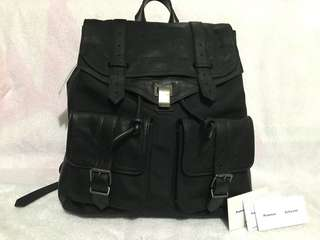Proenza Schouler 全新 PS1 真皮 Backpack