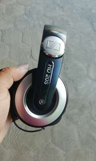 Headphone Sennheiser HD 205