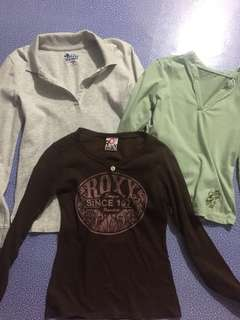 Authentic Roxy, Old Navy & Guess