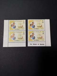 B29 Tuvalu Stamps
