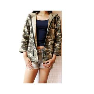 Casual Trench Jacket