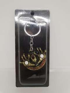 Ironman Metal Keychain
