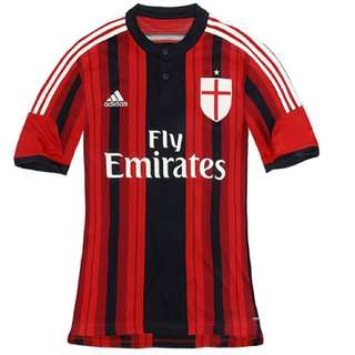 BRAND NEW AUTHENTIC AC Milan Home Jersey 2014/2015