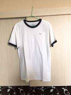 🚚 Tommy 素T 白色