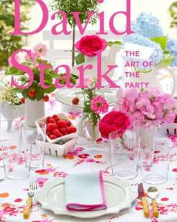David Stark Art of The Party Coffee table book