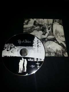 CD Mono. Rays of darkness. Cardsleeve