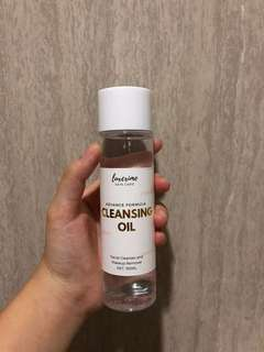 Luxcrime Cleansing Oil MURAH