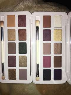 x2 Modelsown Eyeshadow Pallets