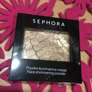 Sephora Collection Face Shimmering Powder In 02 Natural Glow
