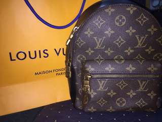 LV Small Backpack