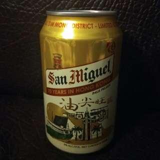 生力啤酒 70週年特別版