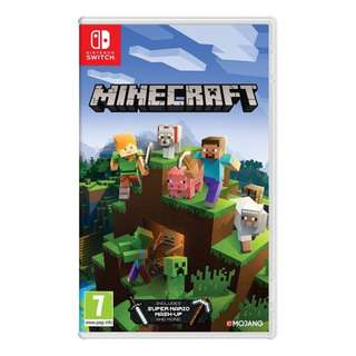 Switch Minecraft: Switch Edition