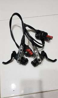 Shimano slx brakes