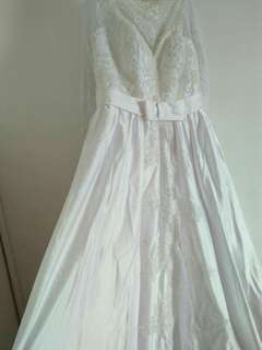 My Turkish wedding dress