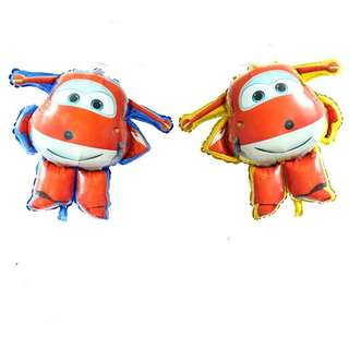 🚁 Super Wings party supplies - balloons / party deco