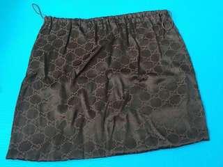 (100% real) Gucci dust bag 塵袋 (18 inch x 15 inch)