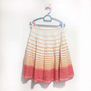 Summer Ombre Skirt