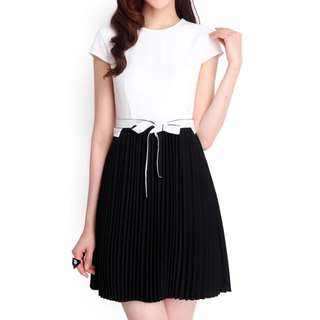 BNWT Lilypirates Perfect Match Dress in Classic Black