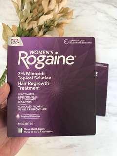 🚚 Women's Rogaine 3 Month Supply