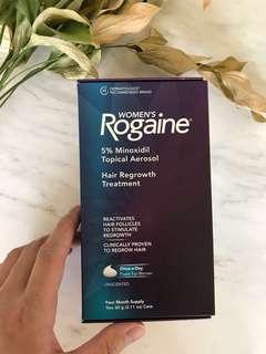 🚚 Women's Rogaine Foam 4 Month Supply