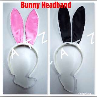 < ZHOELUX > Party Props Bunny Headband