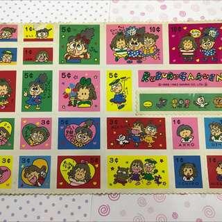 Sanrio Ruru 絕版貼紙