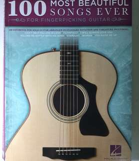 🚚 Guitar song book